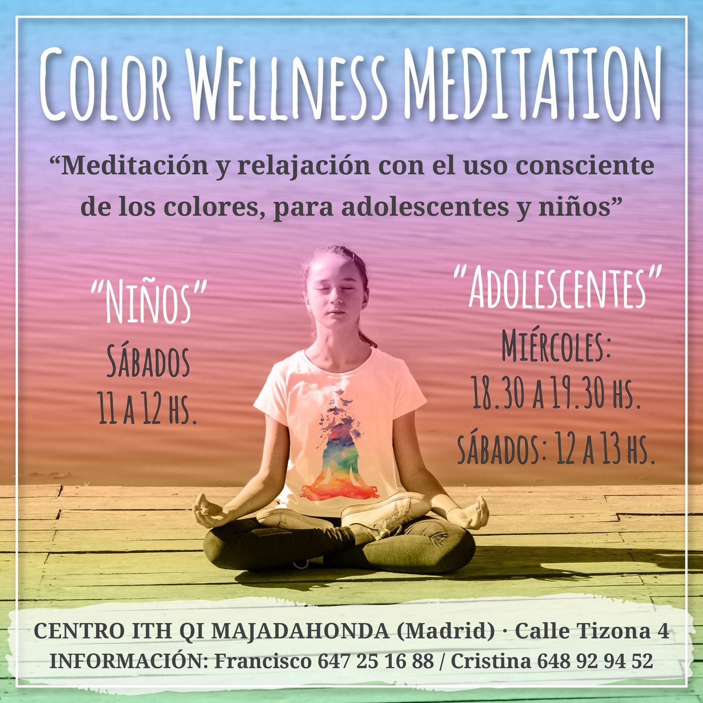 mindfulness gimnasia oriental pilates terapeutico Terapia Ocupacional, Psicología Clínica, terapias holísticas, osteopatía, psicología clínica, fisioterapia, Instituto de Técnicas Holísticas en Majadahonda