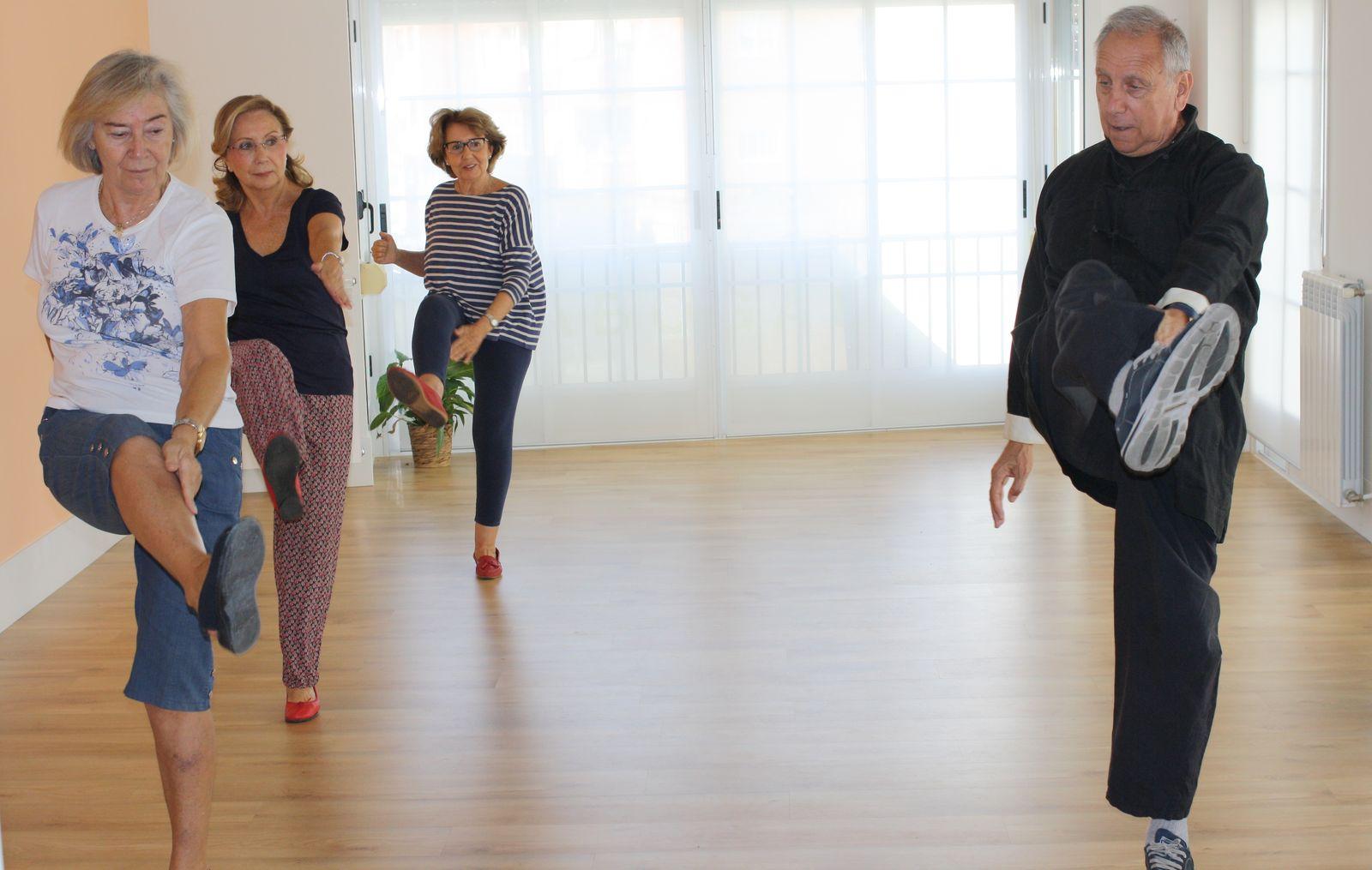 Tai Chi - Kung Fu gimnasia oriental pilates terapeutico Terapia Ocupacional, Psicología Clínica, terapias holísticas, osteopatía, psicología clínica, fisioterapia, Instituto de Técnicas Holísticas en Majadahonda