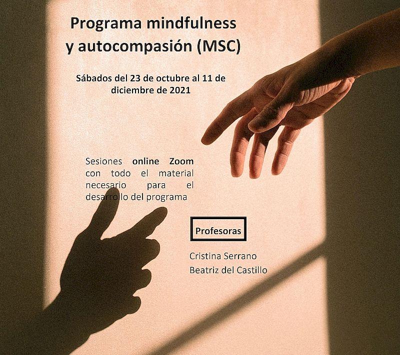 9ª Edición Programa Oficial MSC (Mindfulness y Autocompasión). Madrid 2020