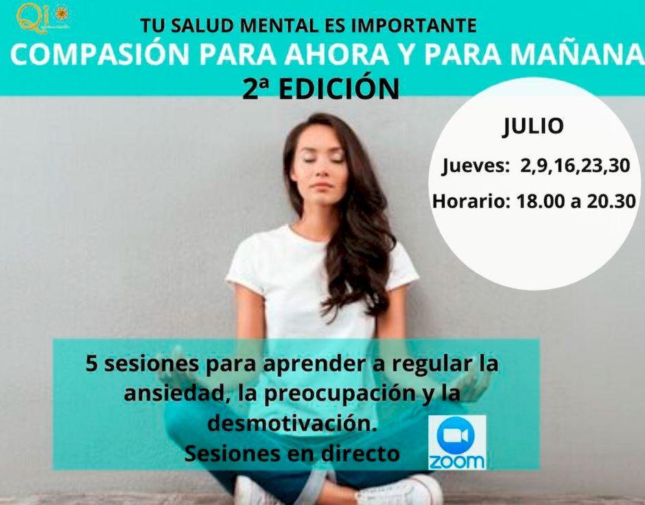 9ª Compasion para ahora y para mañana. Madrid 2020