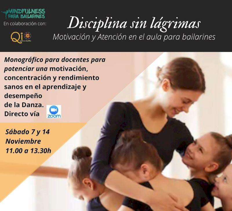 9ª Disciplina sin lágrimas: motivación y atención en el aula para bailarines